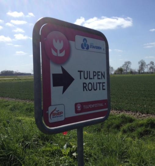 Tulpenroute2017 placa