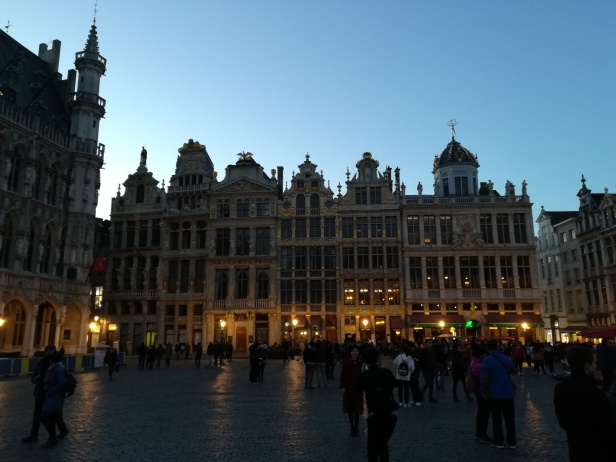 Bruxelas Grand-Place