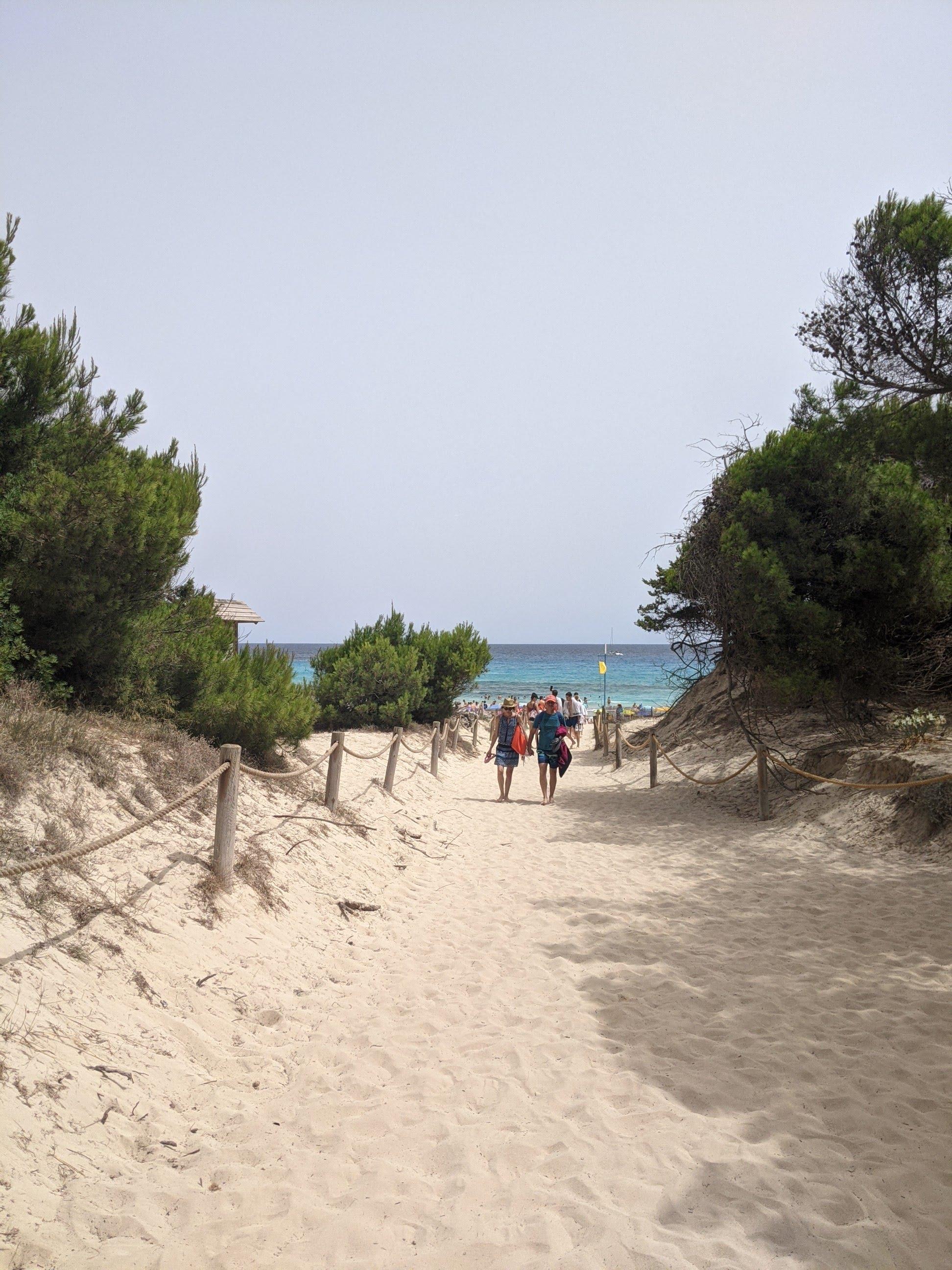Cala Agulla, Mallorca, Capdepera