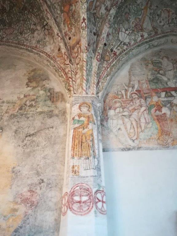 Historia de Malmo Suecia Igreja de Sao Pedro
