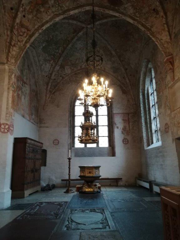 Igreja Medieval Suecia Malmo Sao Pedro
