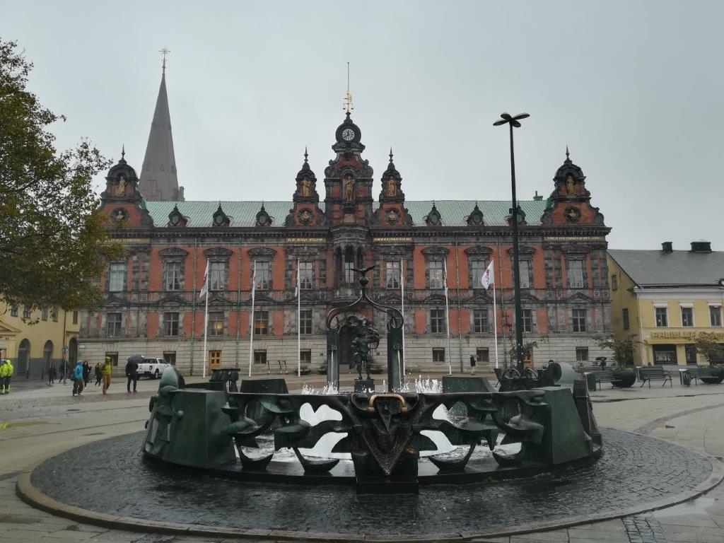 Malmo Suecia Prefeitura