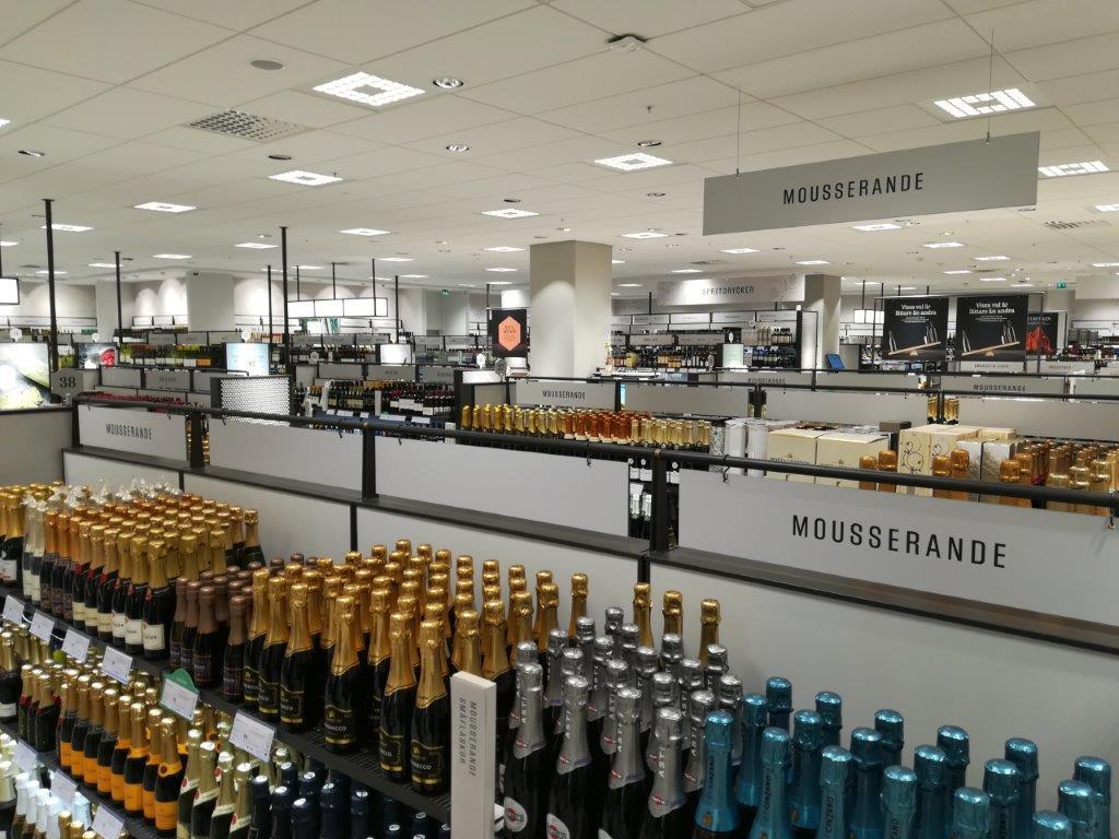 Loja de Bebidas Suecia Systembolaget