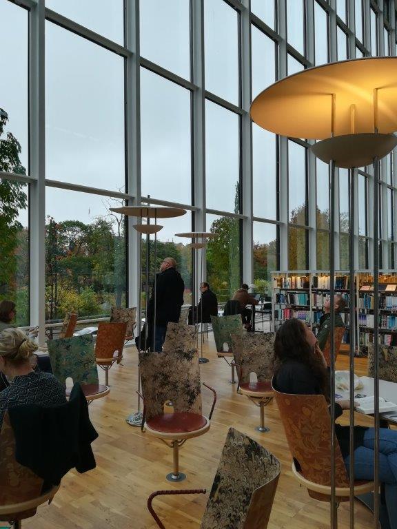 Biblioteca Municipal Linda Malmo Balagan