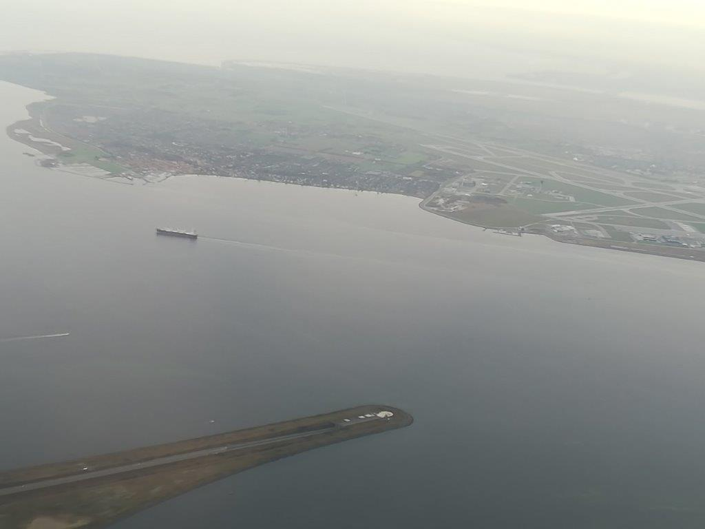 Ponte que Desaparece no Mar Amazing Bridges Oresund