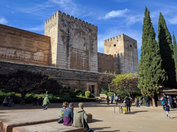 Alcazaba Alhambra