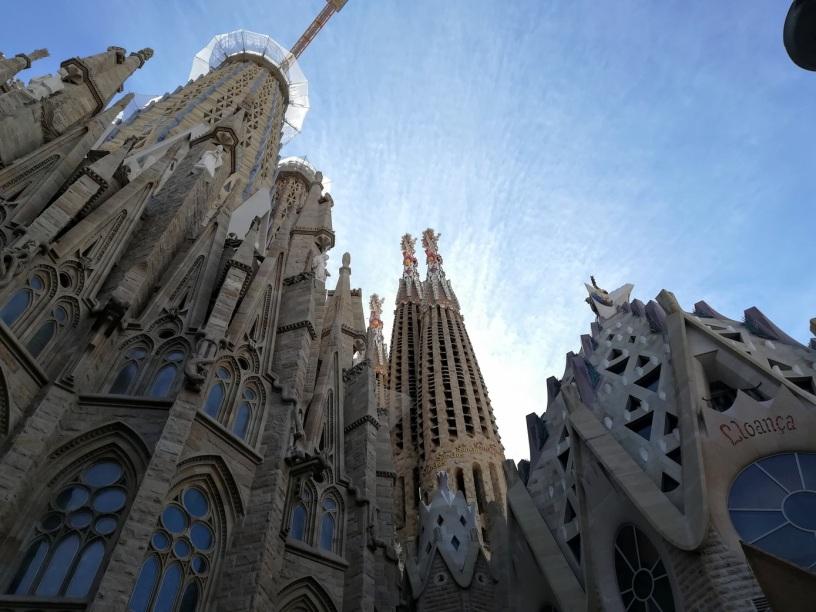 Sagrada Família, Gaudí