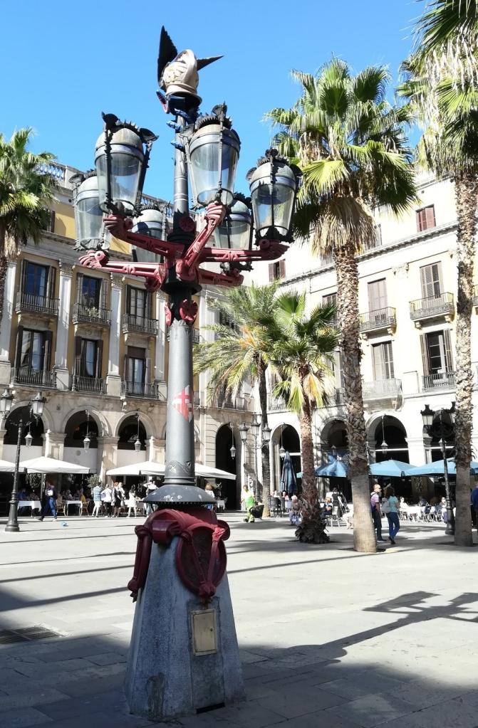 Praça Real Barcelona