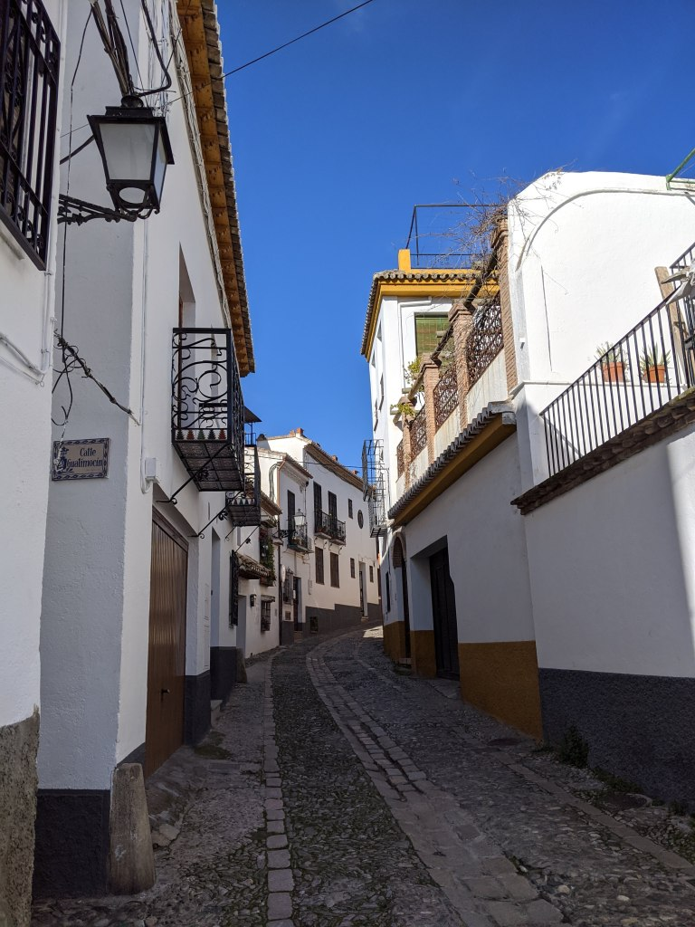 rua andaluzia