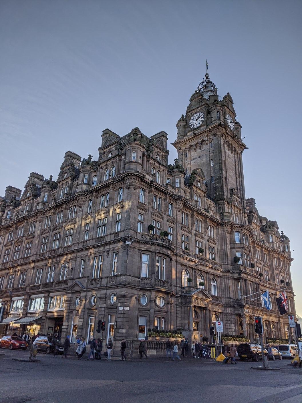 Hotel Balmoral, Edinburgh