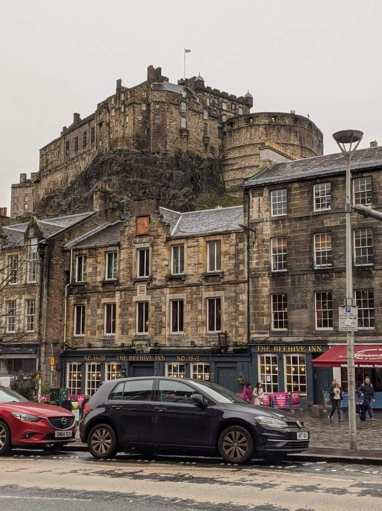 castelo de edinburgo