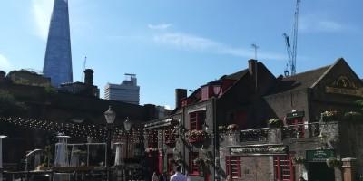 The Shard + Bankside